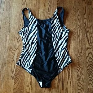Size 22 plus size swimsuit
